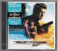 """The World is not enough"" Soundtrack Enhanced CD 1999 NEU/NEW/Sealed- James Bond"