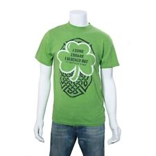 Croker tee shirt Kelly Green St Patricks Day Irish T Shirt