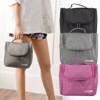 Women Large Makeup Bag Cosmetic Case Toiletry Storage Hanging Travel Organizer
