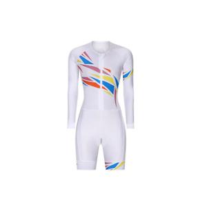 2021 new women's triathlon jumpsuit cycling jersey Long Sleeve/Short Sleeve