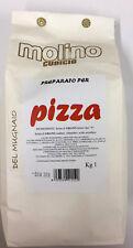 Farina per pizza MOLINO CUDICIO- 1KG Prodotto friulano - Preparato