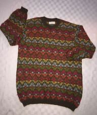 Vintage United Colors Of Benetton Mohair Sweater Size Small Men's Women's