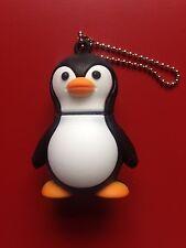 1 New Cute Novelty Cartoon Penguin, 4GB USB Flash Drive Memory Stick