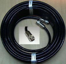 25 M ecoFLEX 10 confectionnées avec 2 x N-connecteur