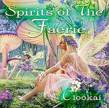 SPIRITS OF THE FAERIE  CD - CLOOKAI