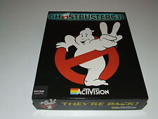Ghostbusters II 2 de Activision (caja Grande) (para ZX SPECTRUM COMPLETO! Raro!