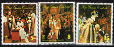 Equatorial Guinea Queen Elizabeth Coronation stamps 1972