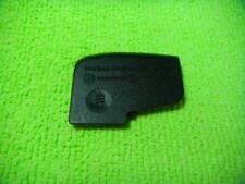 GENUINE SONY DSC-HX1 BATTERY DOOR BLACK REPAIR PARTS
