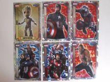 Sci-Fi Marvel Movie Trading Card Singles