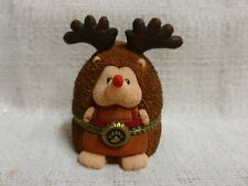 Boyds Bear Rudy Hedge'n Claus Treasure Box 1E 4016658 NIB