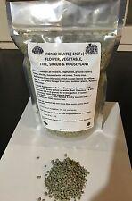 Fertilizer Iron Chelate Fe 5% EDTA DTPA 1lb bag Flower,Tree,Houseplant,Livestock