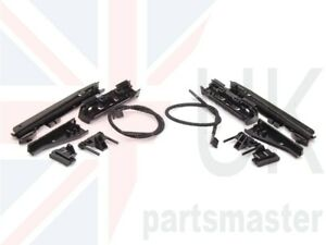 BMW X5 E70 NEW GENUINE PANORAMIC SUNROOF REAR SECTION REPAIR KIT 54137240682