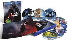 Blu-ray * Star Wars: The Complete Saga I-VI (1+2+3+4+5+6) * NEU OVP *Komplettbox