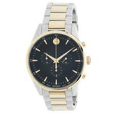 Movado 0607249 Men's Stratus Black Quartz Watch