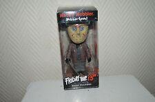"Friday Vendredi 13 th  6"" Figure Jason Voorhees Bobble Head Funko Figurine Wacky"