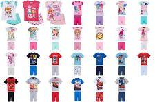 Niños Niños caracteres impresos carácter Pijamas PJ establece nuevos 2020