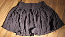 Portmans Machine Washable Mini Solid Skirts for Women