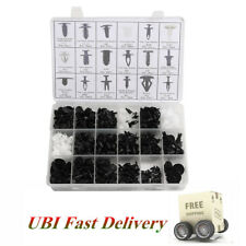 415pcs 18 Size Trim Clip Retainer Panel Bumper Fastener Clips Kit With Case BOX