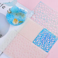 DIY Handcraft Jewelry Mold UV Resin Epoxy Silicone Mold Water Wave Lines Mou_TI