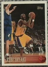 Kobe Bryant (Lakers) 1996/97 Topps Rookie-Card  RC (Nr.138)