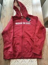Washington State Cougars Full Zip Nike Jacket
