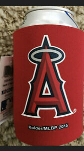 Los Angeles Angels Can Coolie Koozie Cooler MLB