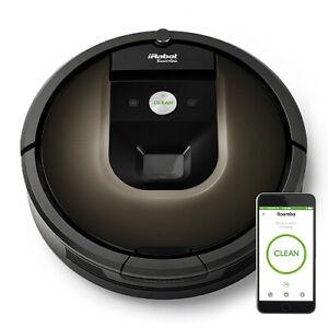 iRobot Roomba 980 - Robot Hoover - Brand New - Free P&P