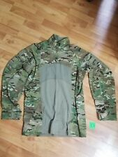 Massif Type II Army Combat Shirt FR (Multicam) With Zipper - Size (L)