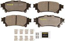 Rear Disc Brake Ceramic Pads Monroe CX1391 for Lexus GS350 RX350 Toyota Prius V