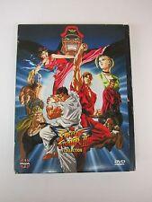 STREET FIGHTER II V - The Collection (DVD, 2003, 4-Disc Set, 29 episodes)