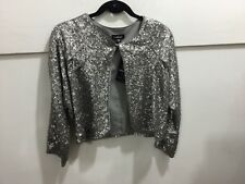Bebe ladies large sequin detailed gorgeous NWT jacket