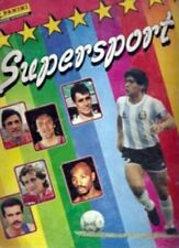 Supersport Panini 1986 Stickers Choose New See Photos