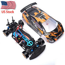 Us #Ms Hsp High Speed 2.4G 1:10 Brushless Motor On Road Rc Car Remote Drift Car