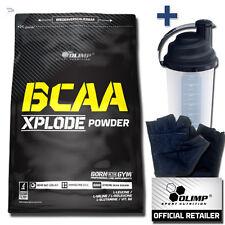 BCAA Xplode Powder Amino Acids Vitamin B6 Olimp Nutrition Lemon 1000g