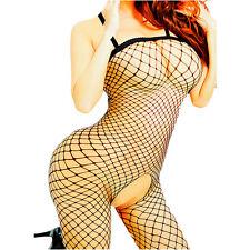 Fishnet Women Bodystockings Body Stocking Bodysuit Babydoll Nightwear Lingerie