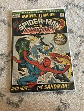 Marvel Team-Up #1 (FN) Spider-Man, Human Torch, Sandman, 1st Brief Misty Knight