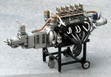 kit 1/43 MOTORE x FERRARI 250 GTO 1962/63 in METALLO BIANCO  Renaissance ENG2