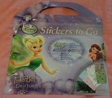 Disney Fairies Tinker Bell Stickers To Go 625 Pack New FREE SHIPPING