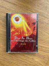 Minidisc Dan Ar Braz et l'héritage des Celtes Zénith Album MD Music