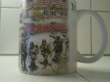 101st - 82nd Airborne Divison Infantry Omaha beach Normandy D-Day MUG New
