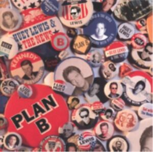 Huey Lewis and the News - Plan B - Digipak CD Album
