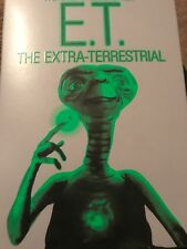 E.T. the extra-terrestrial (DVD) Glow in the Dark Slipcover NEW