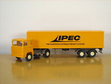 "Wiking HO 1/87 scale Scania LB111 Tractor&Trailer ""IPEC"""