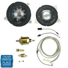 1970-72 Cutlass / 442 Rally Pack & Tach Gauges With Rally Pack Installation Kit (Fits: Oldsmobile)