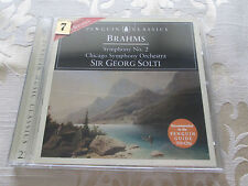 BRAHMS SYMPHONY NO.2 CHICAGO SYMPHONY ORCHESTRA 1999 DECCA PENGUIN CLASSICS