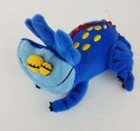 "Protonix Plush Mascot GERD Dragon Advertising Stuffed Animal 8"" pharmaceutical"