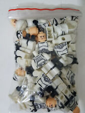 STAR WARS 15PCS WHITE CLONE Trooper With Guns Block Toys XX2