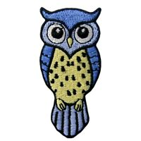 Embroidered Patches Iron Sew On transfers appliques Patch ROCK Punk Animal Badge