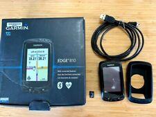 Garmin Edge 810 - read description on power button issue