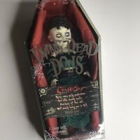 Living Dead Dolls Rare Gypsy New Sealed Coffin 2005